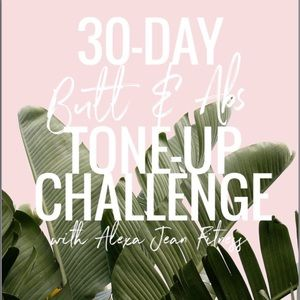 30 Day Alexa Jean Fitness program
